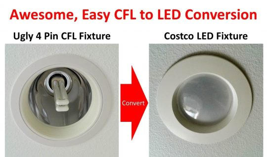 Permalink to Cfl Bulb For Recessed Lighting