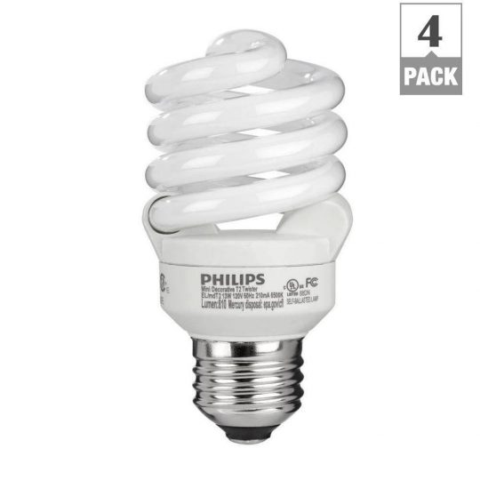 Permalink to Compact Fluorescent Light Bulbs